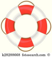life saver ring clipart #18