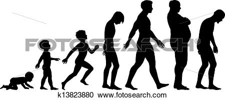 Life stages Clipart EPS Images. 763 life stages clip art vector.