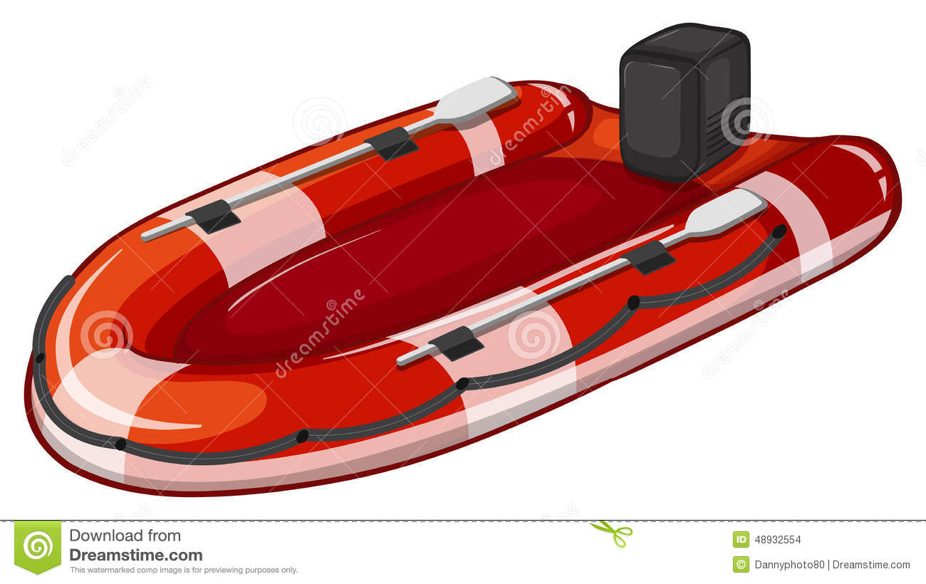 Lifeboat clipart.