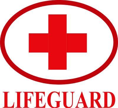 Lifeguard Clipart.