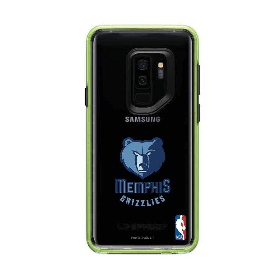 LifeProof Memphis Grizzlies Night Flash Primary Logo Galaxy Case.