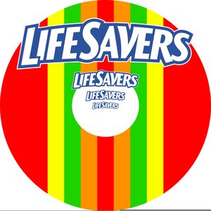 Life Saver Candy Clipart.