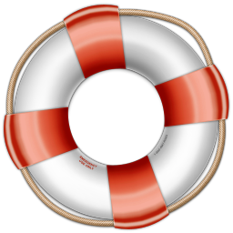 Life Saver Icon.