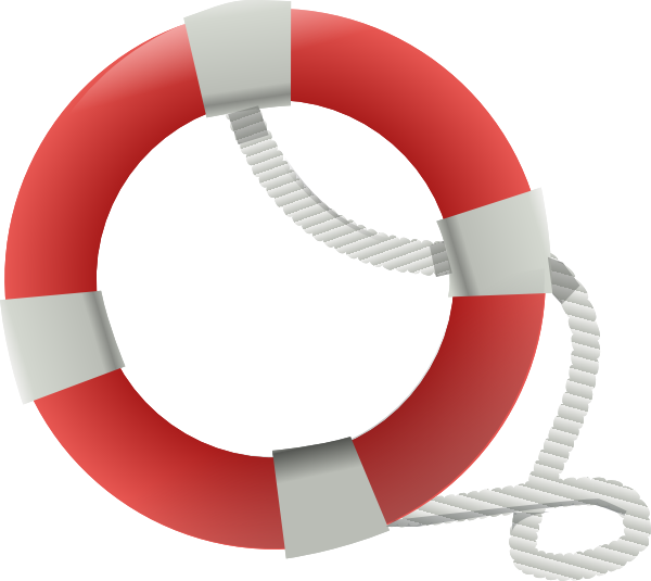 life saver ring clipart #17