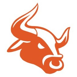 Solutions For A Better Tomorrow Orange Bull Head Sale Of Lifetime.
