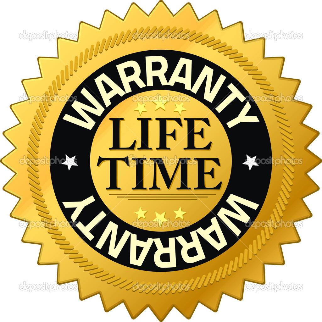 Free clipart lifetime warranty.