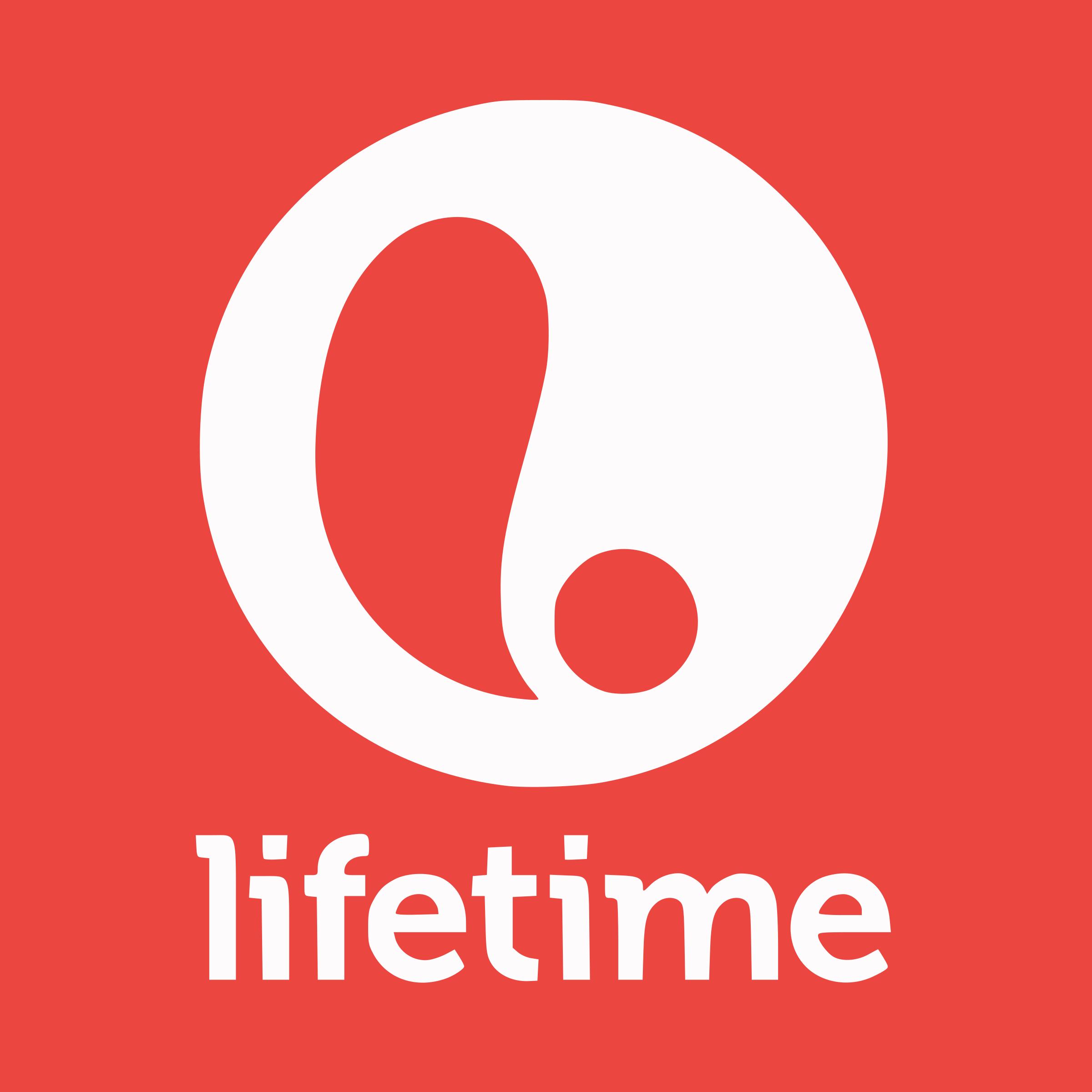Lifetime Logo PNG Transparent & SVG Vector.