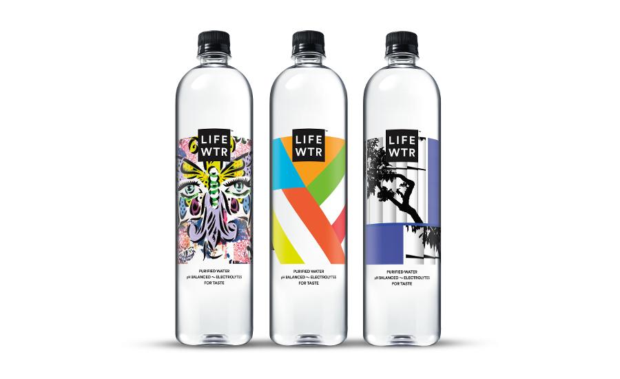 LIFEWTR, Frieze announce a creative deal.