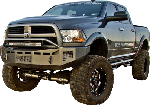 Lifted Truck Png Vector, Clipart, PSD.