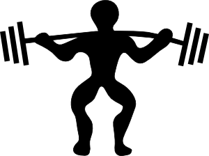 Weight Lifting Clip Art at Clker.com.