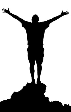 Clip Art Of Hands Worshipping Clipart.