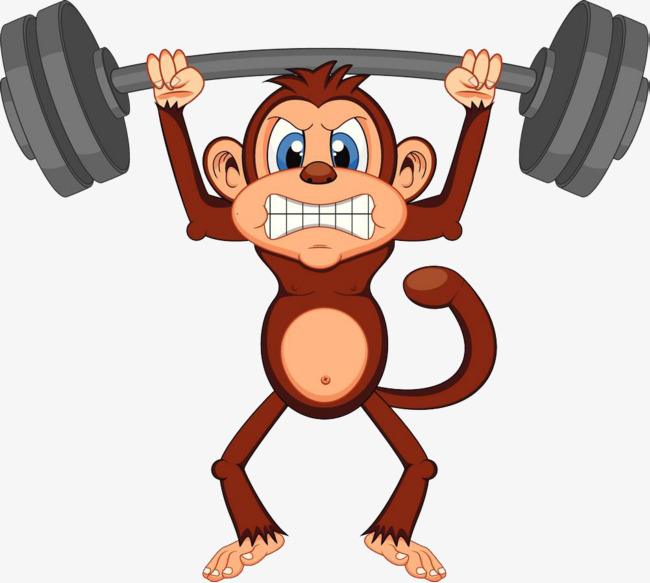 Lift weights clipart 8 » Clipart Station.