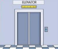 Free Elevator Clipart.