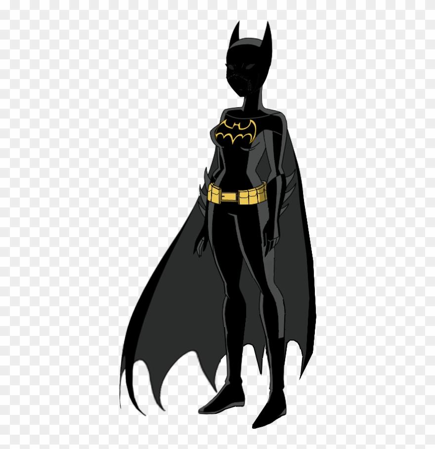 Batgirl Drawing.