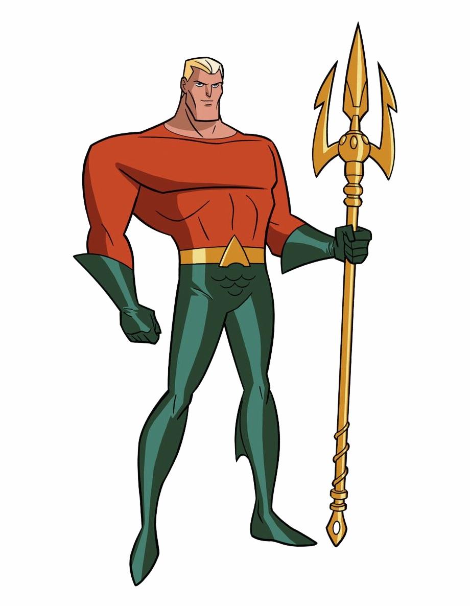 Aquaman Aquaman Liga Da Justia Desenho.