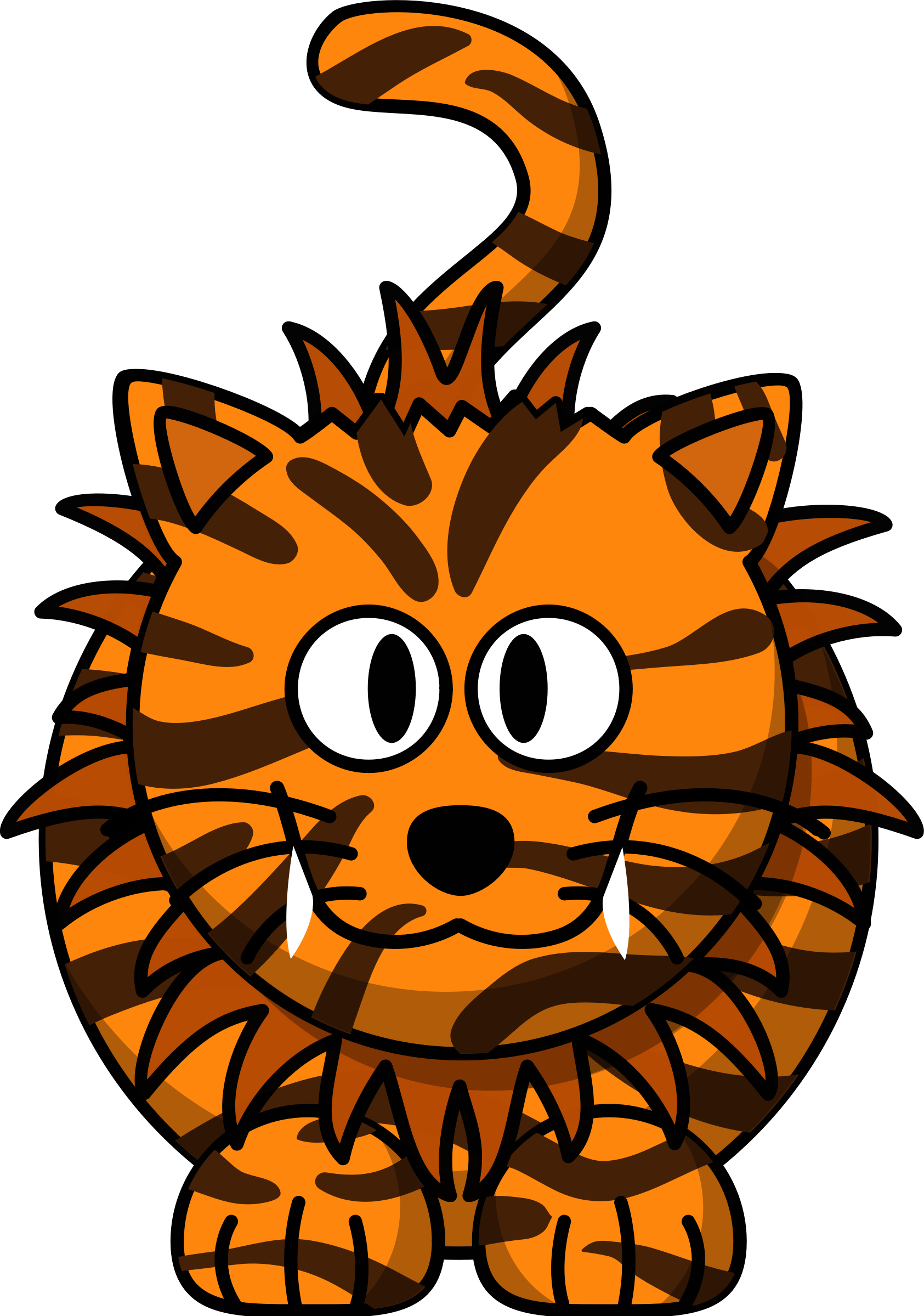Liger Clipart Clipground