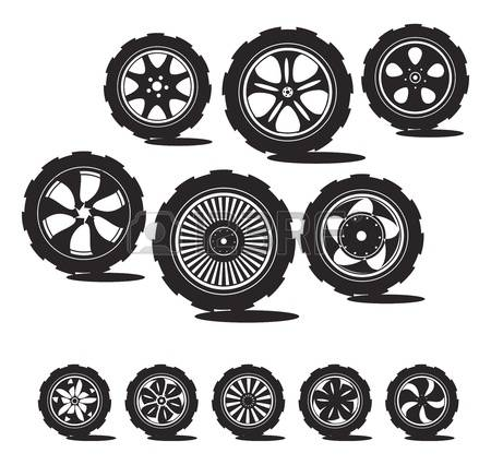 2,531 Wheel Alloy Stock Vector Illustration And Royalty Free Wheel.