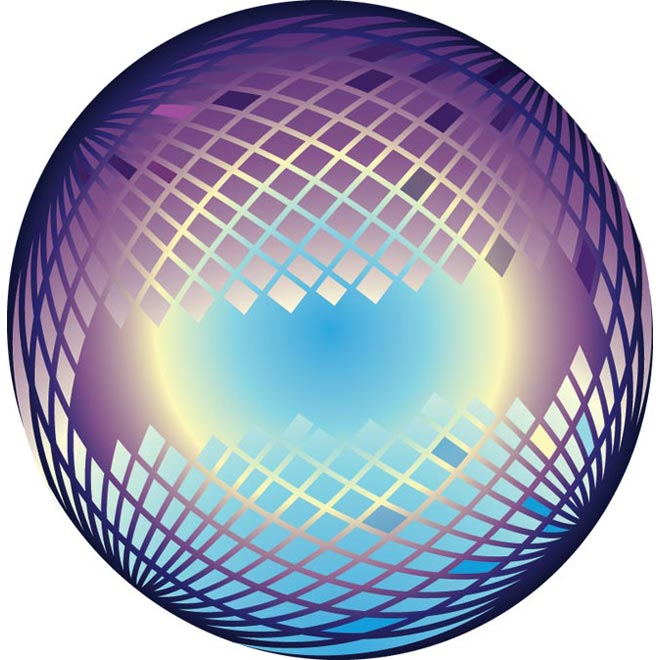 Light ball clipart #2