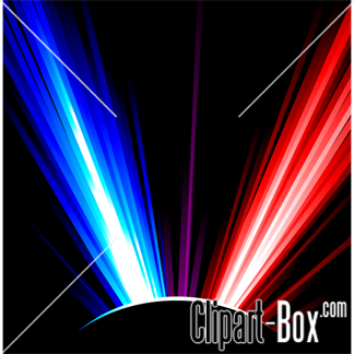 CLIPART RAYS.