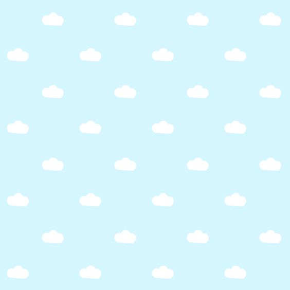 FREE printable baby blue and white pattern paper : happy sky with.