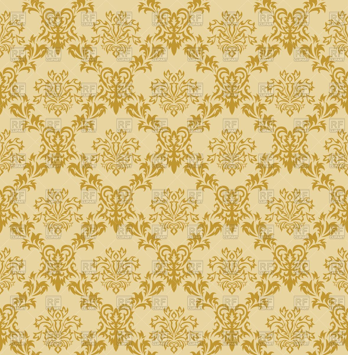Seamless antique pattern.