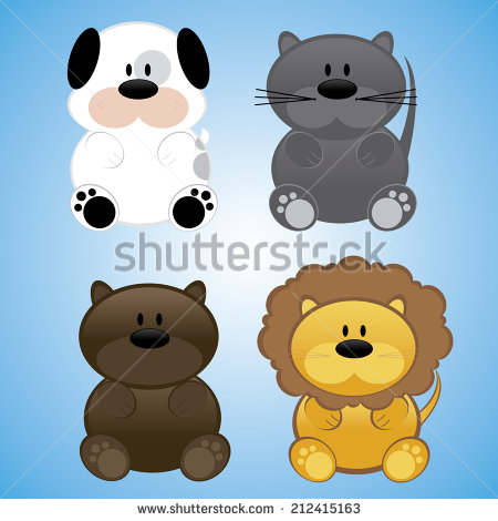 Lion Clip Art Stock Photos, Royalty.