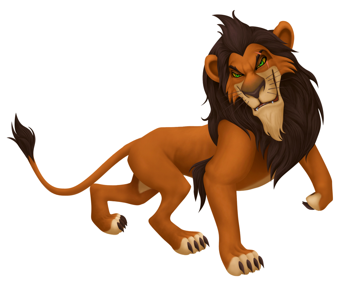 Lion Clipart Two.