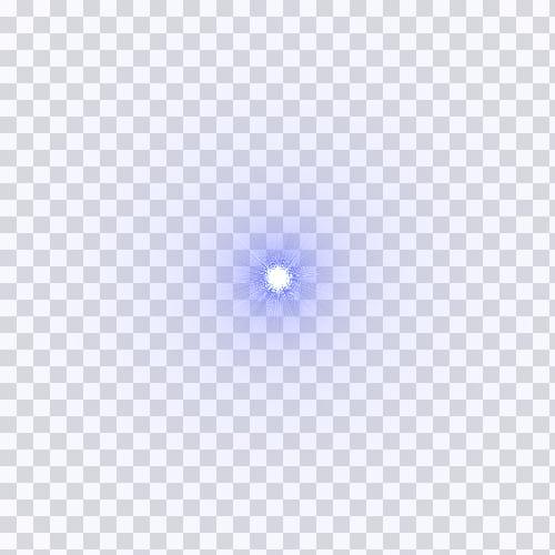 Light Dots GIMP brush reloaded, white illustration.