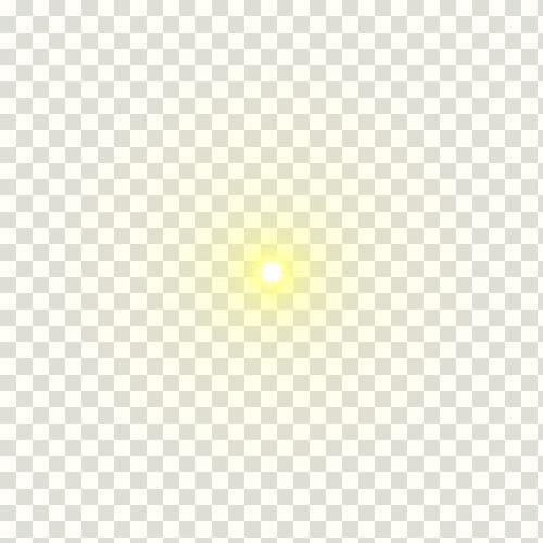 Light Dots GIMP brush reloaded, sun illustration transparent.