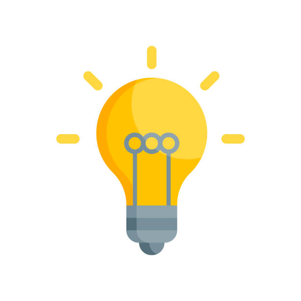 Best Light Bulb Icon Png Illustrations, Royalty.