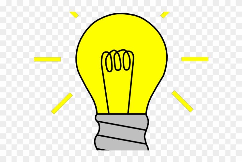 Idea Clipart Lighting Bulb.
