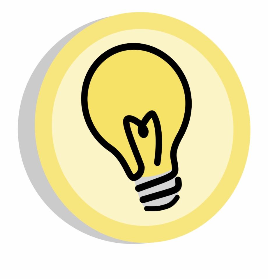 Light Bulb Clipart Critical Thinking.