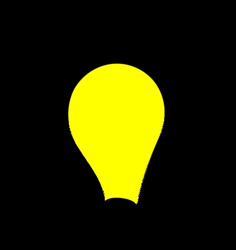 909 light bulb clip art image free.