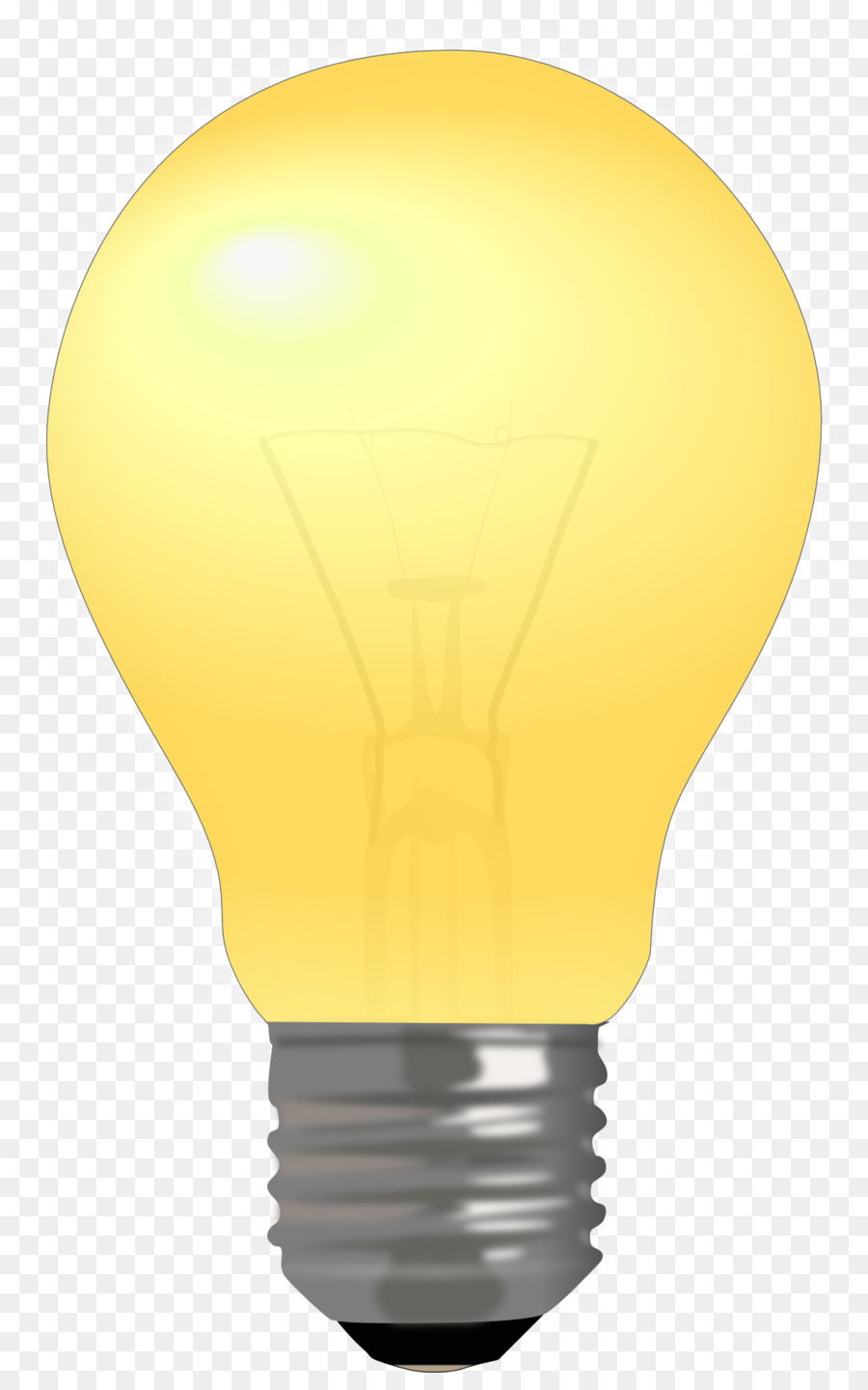 Light Bulb Cartoon png download.