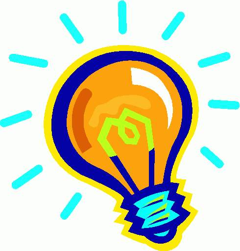 Light bulbs free clipart images.