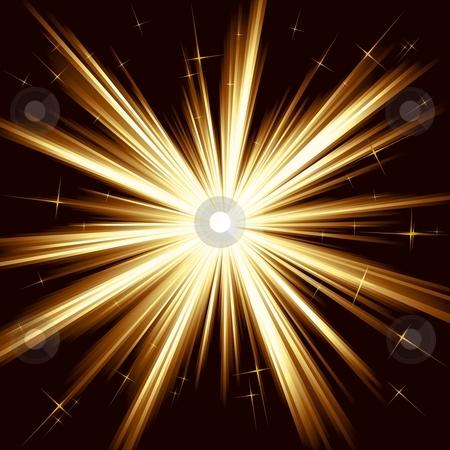 Light burst clipart.