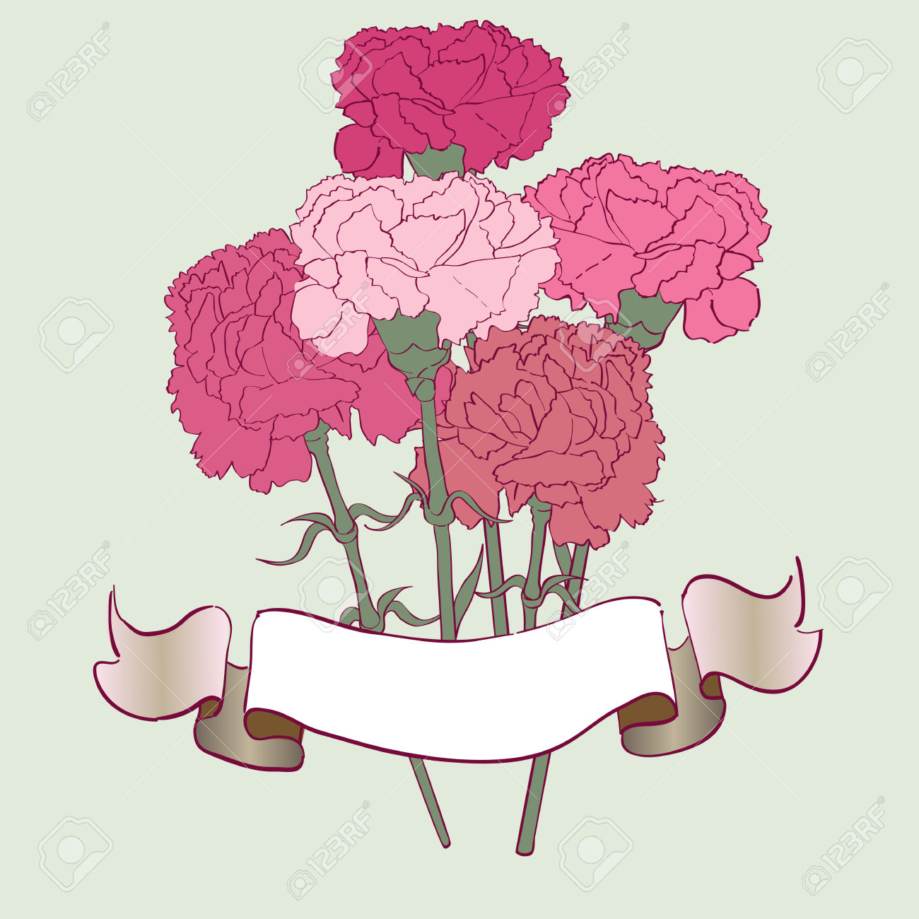 689 Carnation Pink Stock Illustrations, Cliparts And Royalty Free.