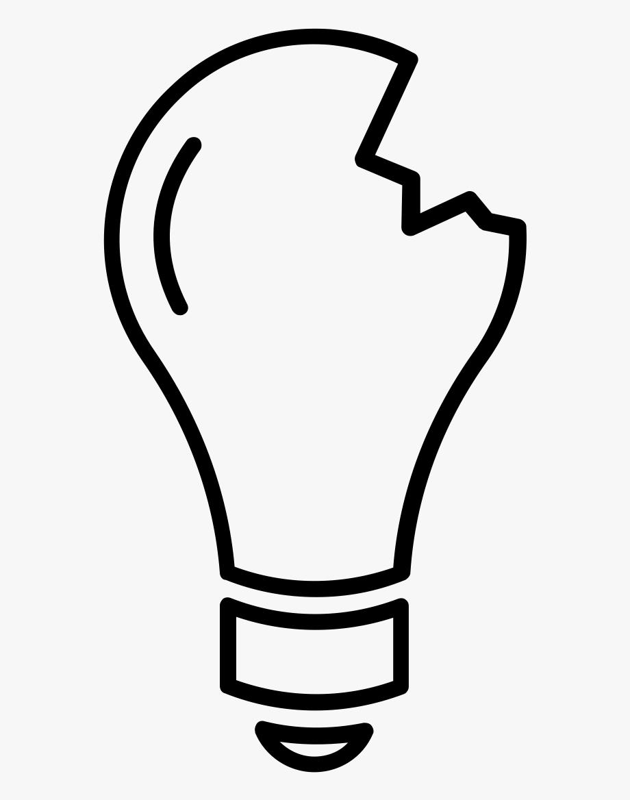 Broken Lamp Clipart Download.