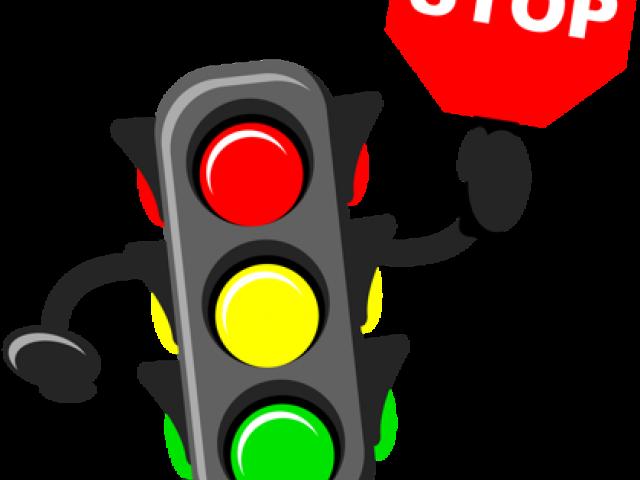 Traffic Light Clipart Street Corner.