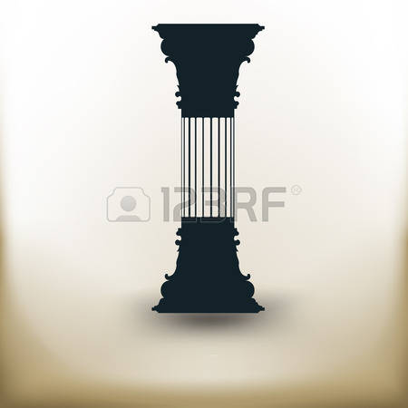 40,470 Column Stock Vector Illustration And Royalty Free Column.