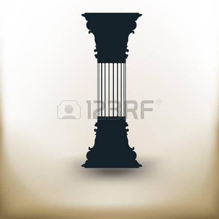 Light column clipart #14