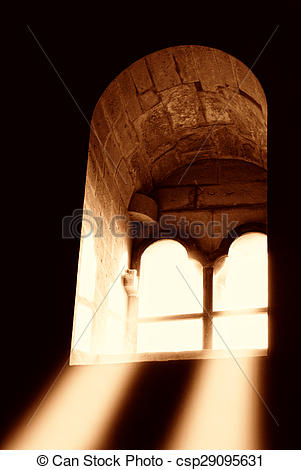 Stock Photos of light coming through the window.