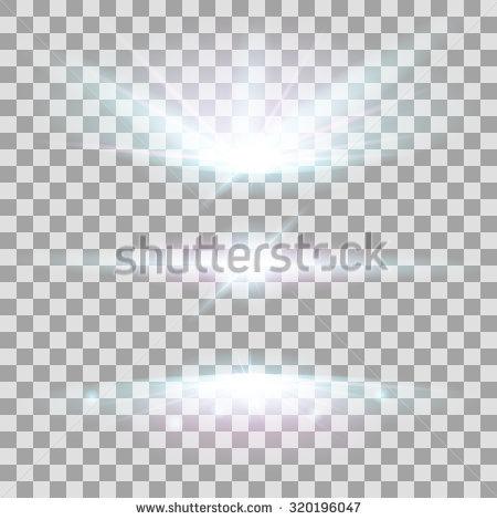 Light effect clipart.