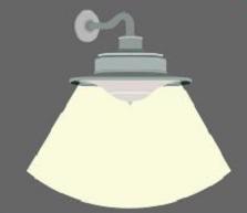 Free Light Fixture Clipart.