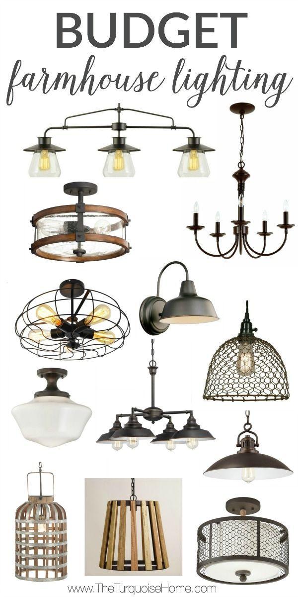 1000+ ideas about Farmhouse Light Fixtures on Pinterest.