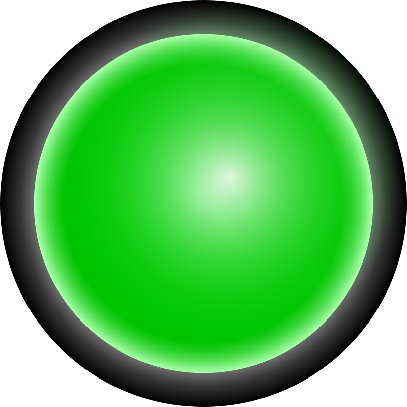 Clipart green light.