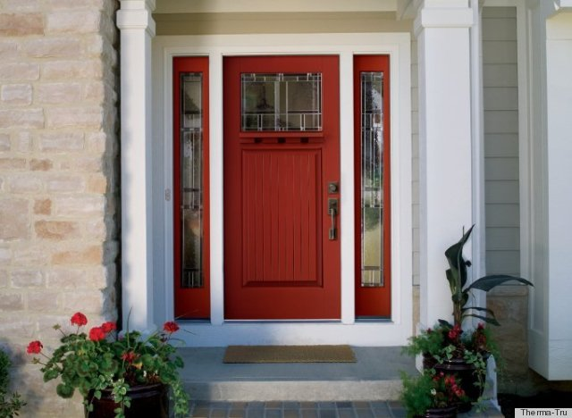 What Your Front Door Color Has To Say About Your Personality.