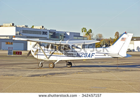 Cessna Stock Photos, Royalty.