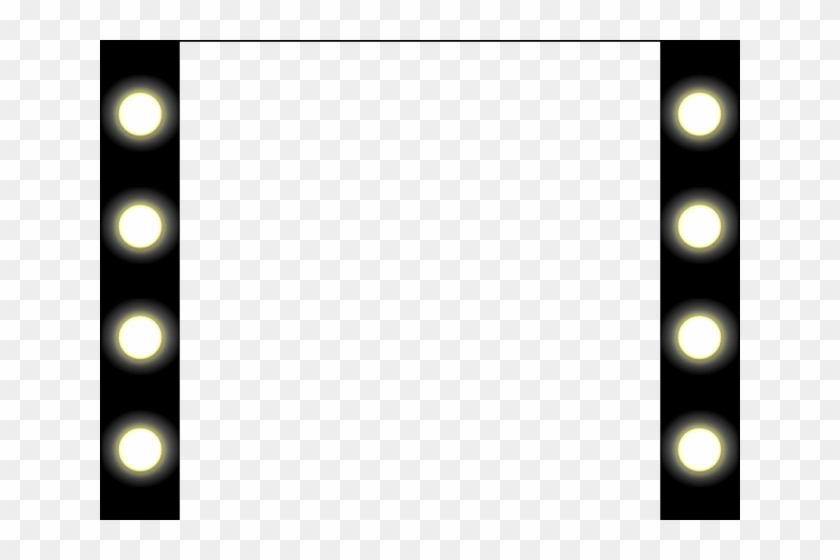 Theatre Clipart Stage Light.