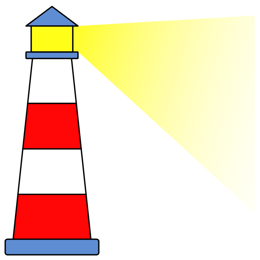 Best Lighthouse Clipart #9375.